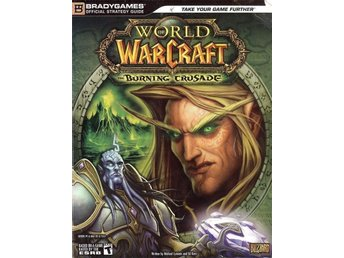 GUIDE World of Warcraft The Burning Crusade Bradygames Official Strategy Guide