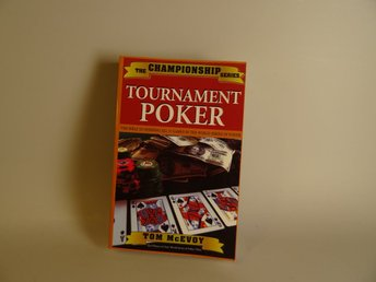Tournament poker The bible to winning all 11 games in the world series of poker