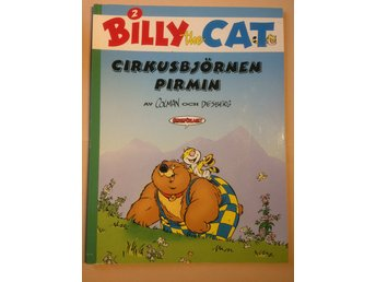 Billy the cat 2 - Cirkusbjörnen Pirmin