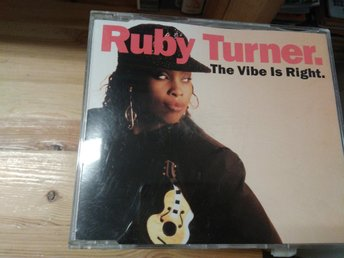 Ruby Turner - The Vibe Is Right, CD