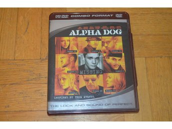 Alpha Dog - HD DVD