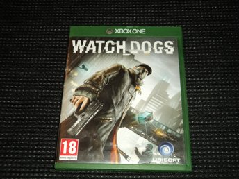 Xbox One Watchdogs