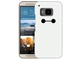 HTC One M9 Skal Snowface