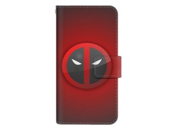iPhone 4/4s Plånboksfodral Deadpool Mark