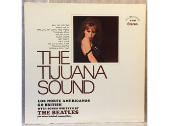 Los Norte Americanos – The Beatles in Tijuana Sound -- USA