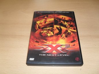 DVD-film: xXx 2 - The next level (Samuel L. Jackson, Ice Cube)