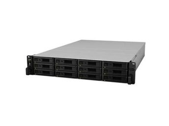 Synology RS18017xs+ RackStation, 12-bay 2U, Intel Xeon 6-core 2,2 GHz, 16GB RAM
