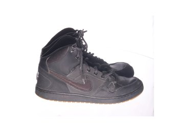 Nike, Sneakers, Air Force, Strl: 41, Svart