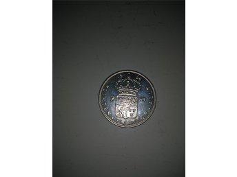 Javascript är inaktiverat. - Göteborg - Två krona 40 procent silver i 1954 blank och fin - Göteborg