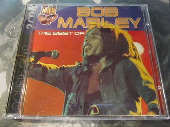 BOB  MARLEY - THE BEST OF .  2 CD.