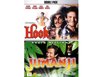 Hook + Jumanji (2 DVD)