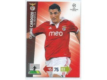 CARDOZO  - BENFICA  - CHAMPIONS LEAGUE 2012-2013