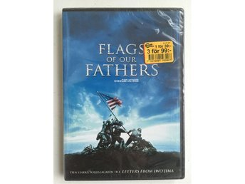 Flags of our fathers (ny inplastad)