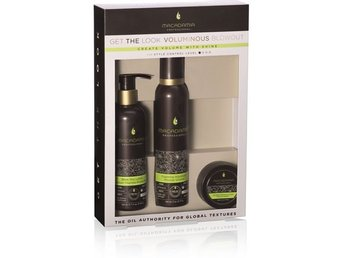 Macadamia Natural Oil Voluminous Blowout - Control Level 1