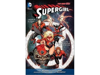Supergirl Vol. 5 Red Daughter of Krypton (The New 52) TP NY