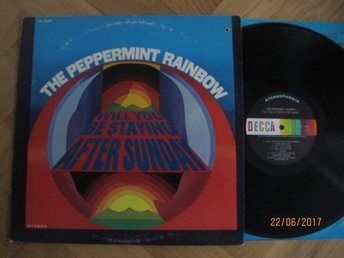 Peppermint Rainbow-Will You Be Staying After Sunday US lp 69