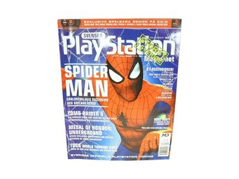 Svenska Playstation Magasinet Nr 34 (September 2000)