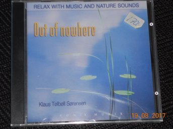 Klaus Tølbøll Sørensen - Out of nowhere, Inplastad CD Fønix Musik '02 Meditation