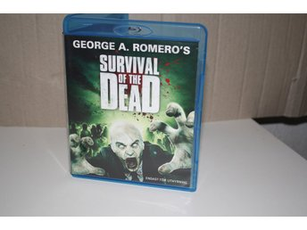 Survival of the dead - George a romero