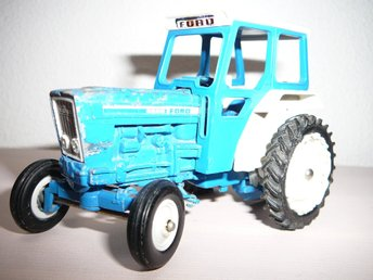 Ford 6600 Tractor - Britains Ltd - Made in England