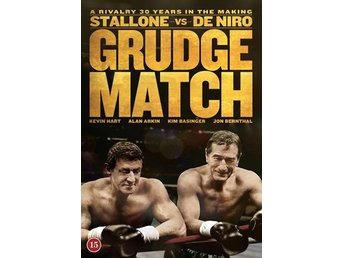Grudge Match (DVD)