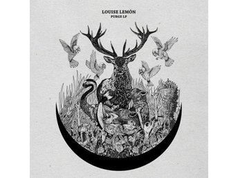 Lemon Louise: Purge LP (Ltd) (Vinyl LP)