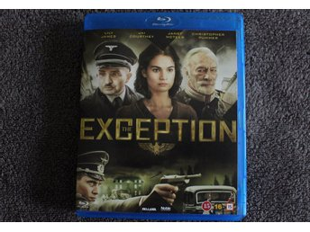 THE EXCEPTION  BLU-RAY