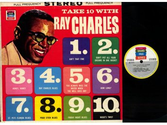RAY CHARLES - TAKE 10 WITH RAY CHARLES