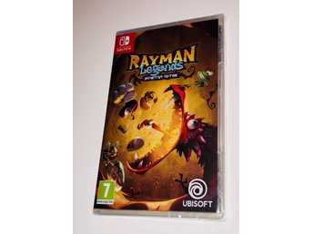 Rayman Legends Definitive Edition // Nintendo Switch // NY // Billigast 279 kr