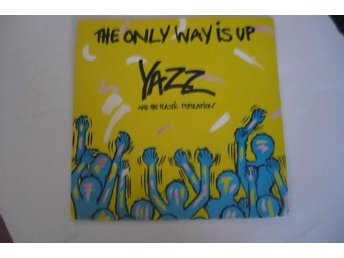YAZZ THE ONLY WAY IS UP