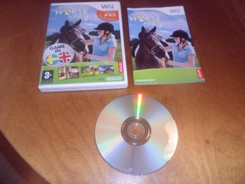 Wii My horse & me 2
