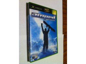 Xbox: Amped - Freestyle Snowboarding