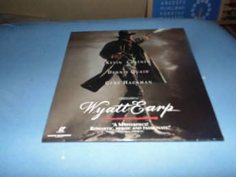 Wyatt Earp - Widescreen edtion - 2st Laserdisc