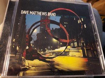 "CD Dave Matthews Band ""Before These Crowded Streets"""