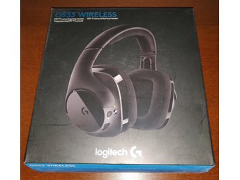 Logitech G533 Gaming Headset