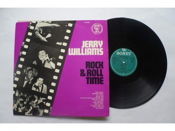 ** Jerry Williams ‎– Rock & Roll Time **