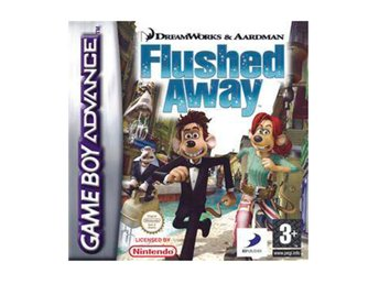 Flushed Away - Gameboy Advance