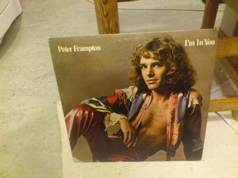 PETER FRAMPTON - I´M IN YOU
