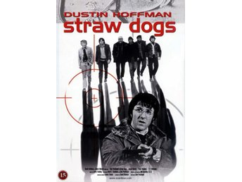 Straw dogs (1971) Sam Peckinpah med Dustin Hoffman, Susan George