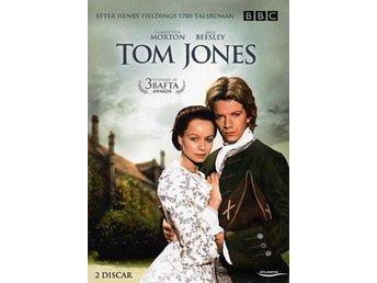 History of Tom Jones, dvd, 2 disc, drama - Upplands Väsby - History of Tom Jones, dvd, 2 disc, drama - Upplands Väsby