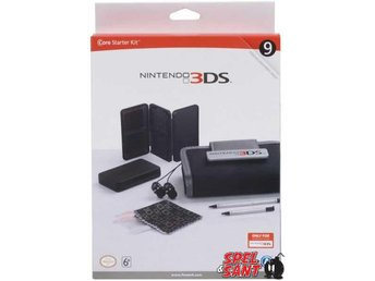 PowerA Nintendo 3DS Official Core Starter Kit