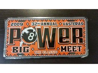 Power Meet Skylt 2009 - Uppsala - Power Meet Skylt 2009 - Uppsala