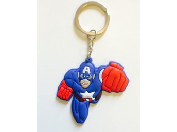 FYND! Avengers Captain America Nyckelring