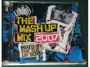 The Mash Up Mix 2007 -- Ministry of Sound -- 2 CD