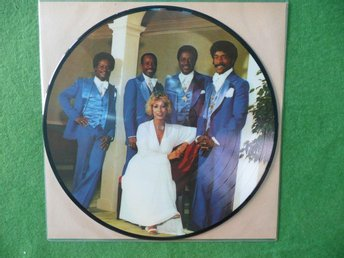 The Platters - Greatest Hits picture disc  LP