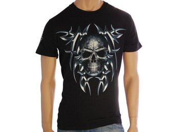T-Shirt HR Tribal Devil Storlek: L