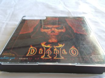 Diablo II 3-Disc Edition PC Macintosh CD ROM Blizzard