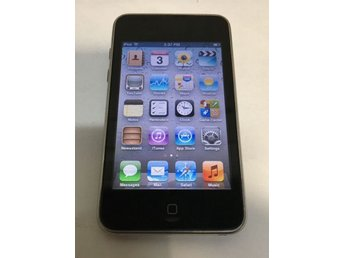 Apple iPod touch - 3rd Generation Black (64GB)