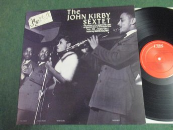 The John Kirby Sextet Vol.III 1940-1941 (Promotion Copy)
