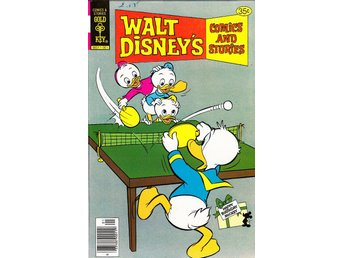 Walt Disneys Comics and Stories nr 460 (1979) / FN / snygg